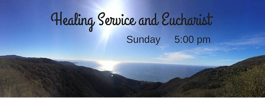 Healing Service and Eucharist