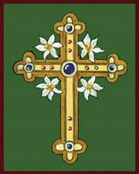 St. Luke's Cross
